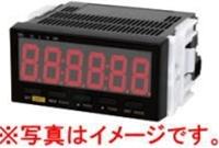 日本電産シンポ DT-501XD-FVT-BCD パネル型デジタル回転速度計