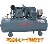 日立産機システム 3.7P-14VP5 三相200V 給油式ベビコン 中圧ベビコン 圧力開閉式 50Hz用