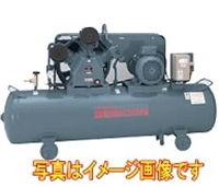 日立産機システム 7.5P-14VP6 三相200V 給油式ベビコン 中圧ベビコン 圧力開閉式 60Hz用