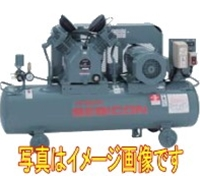 日立産機システム 7.5P-9.5VP5 三相200V 給油式ベビコン ベビコン 圧力開閉式 50Hz用