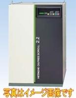 日立産機システム SRL-1.5MN6 三相200V オイルフリースクロール圧縮機 小型クラス エアードライヤー不付 圧力開閉式 60Hz用