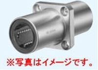 日本ベアリング(NB) SMSKC10UU スライドブッシュ SMKC形(ダブル・センター角フランジ形) 耐食仕様 ステンレス保持器