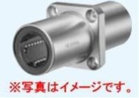日本ベアリング(NB) SMSKC16UU スライドブッシュ SMKC形(ダブル・センター角フランジ形) 耐食仕様 ステンレス保持器