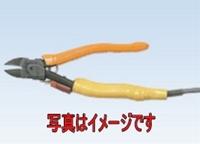 メリー 室本鉄工 HT200-190 ヒートニッパ(大径樹脂用・バネ付)