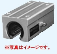 日本ベアリング(NB) SME13GWUU スライドブッシュ(ブロックシリーズ) SME-W形(開放ダブル形)