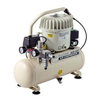 【保障できる】 SCP-10T (NAKATOMI) サイレントコンプレッサー:伝動機 店 ナカトミ-DIY・工具