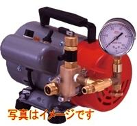 寺田ポンプ製作所 PP-201T 水圧テストポンプ 電動式 50/60Hz