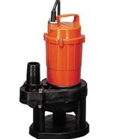 寺田ポンプ製作所 SX-150 小型水中ポンプ 汚物混入水用 非自動 50Hz