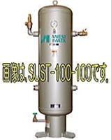 アネスト岩田 SUST-160-100 ステンレス製空気タンク 160L