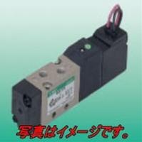 CKD 4KA410-10-AC100V パイロット式5ポート弁 セレックスバルブ 単体バルブ ダイレクト配管