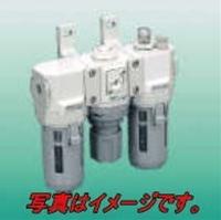 CKD C3000-10-W-F F.R.Lコンビネーション モジュラータイプ フィルタ・手動付オートドレン(NOタイプ無加圧排出有)