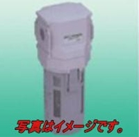 CKD F3000-10-W-F エアフィルタ 標準白色シリーズ 手動付オートドレン(NOタイプ:無加圧時排出有)