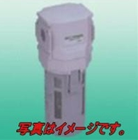 CKD M3000-8-W-F1 オイルミストフィルタ 標準白色シリーズ 手動付オートドレン(NCタイプ:無加圧時排出無)