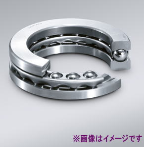 NSK・日本精工 51338M ベアリング スラスト玉軸受 もみ抜き保持器