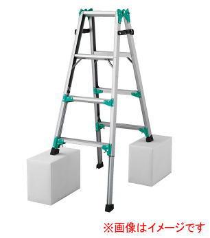 長谷川工業 RYZ1.0-12 脚立 はしご兼用【こちらの商品は個人宅へのお届けはできません(法人のみ)】