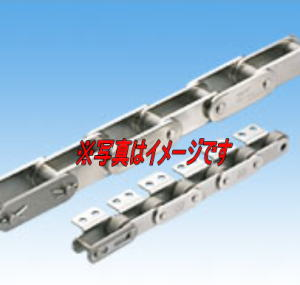 椿本チエイン コーティングバイピッチチェーン NP仕様 RF2080R-NP-U