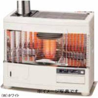 サンポット UFH-7731UKC(SG)シルバーグレー 床暖内蔵煙突式石油暖房機 Kabec カベック