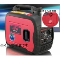 【未使用品】 WAKITA インバータ発電機 ワキタ 店 HPG1600i2:伝動機-DIY・工具