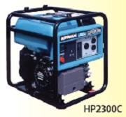 北越工業 (AIRMAN) HP2300C-A1 小型ガソリンエンジン発電機 自励式多極界磁回転型