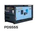 北越工業 (AIRMAN) PDS55S-5C1 エンジンコンプレッサ ボックスタイプ