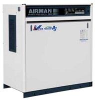 北越工業 (AIRMAN) SASG19VD-E 中圧スクリュコンプレッサ 空冷タイプ