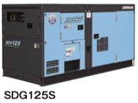 【海外 正規品】 北越工業 (AIRMAN) SDG125S-3B1 可搬形エンジン発電機, ジュエリー YouMe 30123e7c