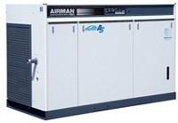 北越工業 (AIRMAN) SWS75SD-6E スクリュコンプレッサ 水冷タイプ 60Hz