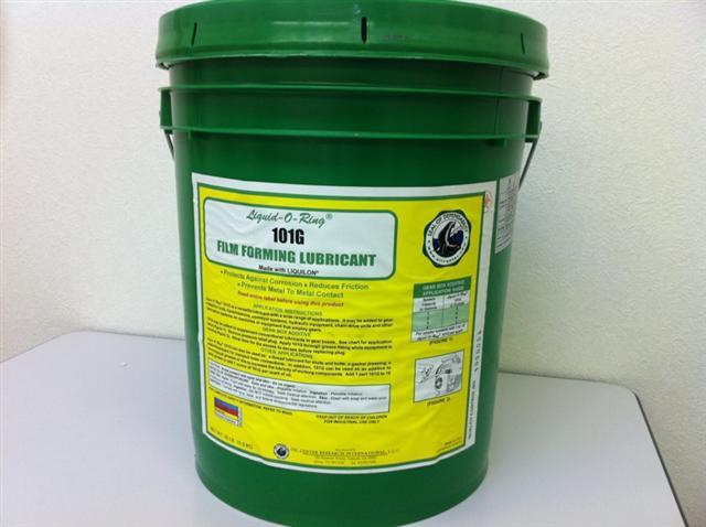 リキッド・オーリング#101 型式LOR#101EU-2 16kg缶