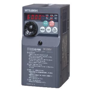 三菱電機製 インバーター FR-D740-7.5K