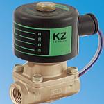 多種流体用電磁弁 パイロット式2ポート電磁弁 KZV3-25A(AC100・200V、50・60Hz兼用)