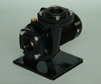 高級感 鋳鉄製床置式循環ポンプ三相電機製PH-533A3開放モーターカバー付三相200V50HZ:メカニカルサポート-DIY・工具
