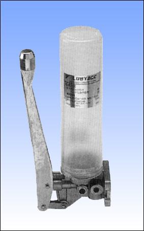 LUBYACE(ルビエース)ダイキン潤滑機設(株)製 手動ポンプ(カートリッジグリース式) LB04C-12