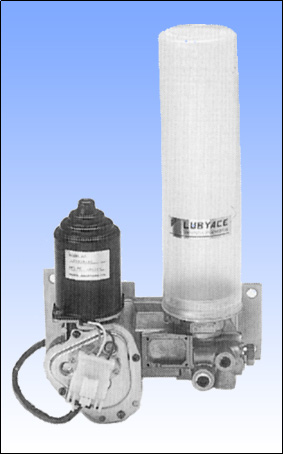 LUBYACE(ルビエース)ダイキン潤滑機設(株)製 電動ポンプ(DC24V) LE04CP-13(カートリッジグリース式)