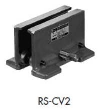 チェーンバイス(チェーン受け台)椿本チェイン製RS-CV2適用チェーンRS40~160 1列用RS40~100 2列用RS40~100 3列用L=180 H=110 B=120~151