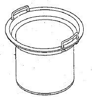 象印部品:ステンレス鍋/634072 スープジャー用
