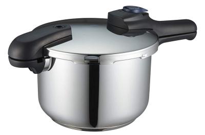 パール金属:クイックエコ3層底切り替え式圧力鍋5.5L/H-5042