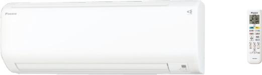 【工事券別途購入可能商品】【延長保証券別途購入可能商品】ダイキン:エアコン(CXシリーズ)/S22TTCXS-Wホワイト