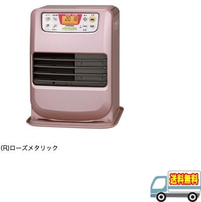コロナ:石油ファンヒーター(ローズメタリック)/FH-M2518Y-R