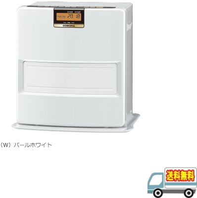 コロナ:石油ファンヒーター(パールホワイト)/FH-VX3618BY-W