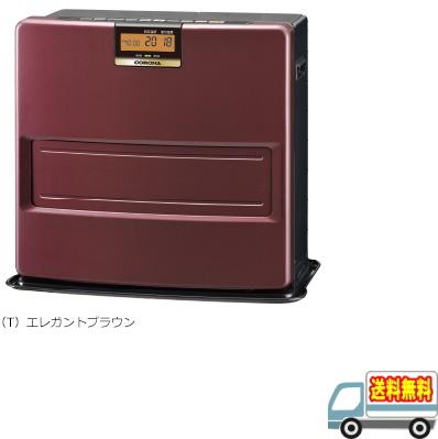 コロナ:石油ファンヒーター(エレガントブラウン)/FH-VX4618BY-T