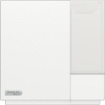 ダイニチ:ハイブリッド式加湿器(クリスタルホワイト)/HD-RX318-W