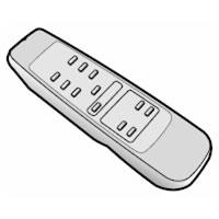 シャープ部品:リモコン/2806380036 空気清浄機用