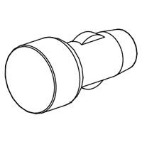 アフターサービスパーツ修理交換用補修用部品アクセサリー シャープ部品:カーアダプター お得 2816000069プラズマクラスターイオン発生機用〔メール便対応可〕 卓抜