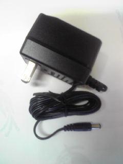 ツインバード部品:ACアダプター BD-CH30 G 115030充電式バスポリッシャー 10%OFF アウトレット ふろピカッシュ用〔145g-4〕〔メール便対応可〕