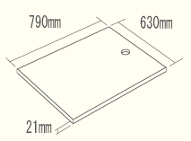 東芝部品:補強板C/TW-R790洗濯機用