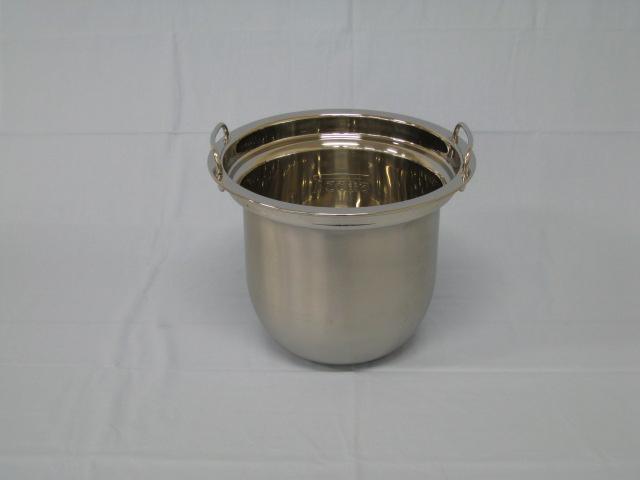 象印部品:ステンレス鍋/634086 スープジャー・チョコレートウォーマー用