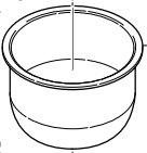 象印部品:内なべ/B302-GR 炊飯ジャー用