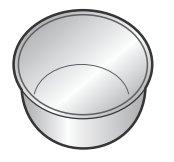 象印部品:なべ/B454-6B IH炊飯ジャー用