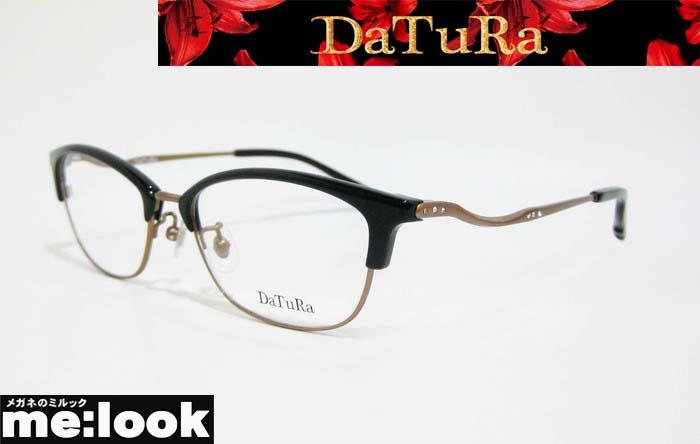 国内正規品 待望 DaTuRa NEW売り切れる前に☆ ダチュラ 小悪魔メガネレディース 眼鏡 ブラック ブラウン フレームDA2020-1-52度付可 メガネ