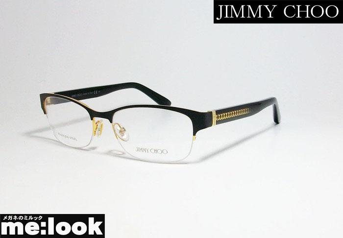 <title>国内正規品 JIMMY CHOO ジミーチュー レディース眼鏡 メガネ フレームJC128-16K サイズ53 度付可 驚きの値段で</title>